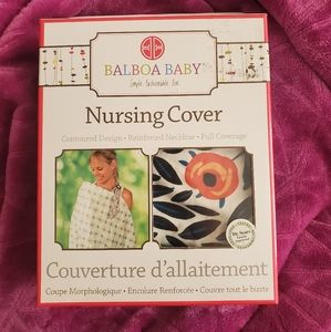 NEW Balboa Baby | Floral Nursing Cover
